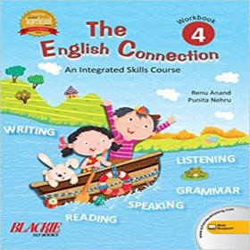 ENGLISH WORK BOOK 4 - NEW INTEGRATED