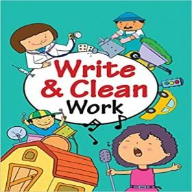 WRITE & CLEAN WORK