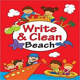 WRITE & CLEAN BEACH