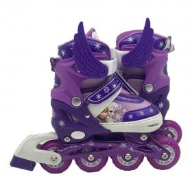 Disney Frozen Mesuca Inline Skate Combo Set Size Euro 31-34