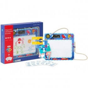 MierEdu MagicGO Drawing Board in Box Doodle Robot