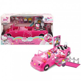 Hello Kitty Dance Party Limo Playset by Hello Kitty
