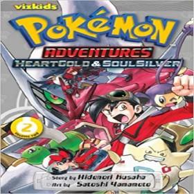 Pokémon Adventures: Heart Gold and Soul Silver, Vol. 2