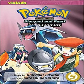 Pokémon Adventures: Diamond and Pearl/Platinum, Vol. 5