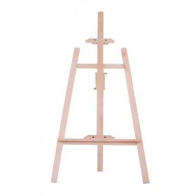 Wooden Drawing Board Holder Easel Stand, 175cm