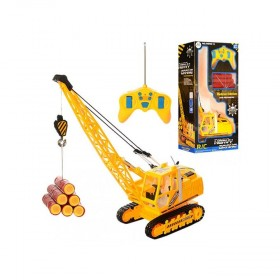 R/C 9992B Toy Working Series Heavy Crane 0 out of 5