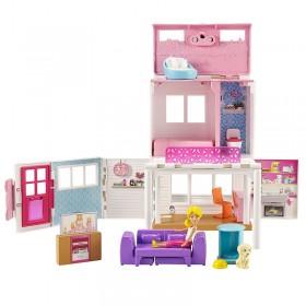 Barbie Mini Barbie Sweet House Mini Garden Gift Set