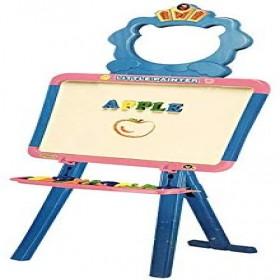 Frozen sketchpad Learning Blackboard For Kids above 3 years, multi color