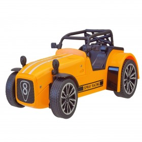 SPRAY RACING CAR R/C DIE-CAST