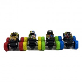 Big Wheel Monster ZAP Friction Power CAR Assorted Colors