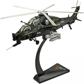 Bonarty 1:48 Scale Diecast Helicopter