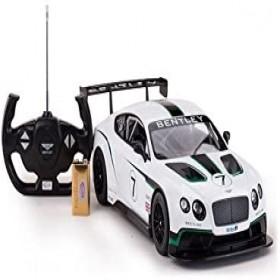Rastar 6930751307759 762 1/14 Bentley Continental GT3 70600 27.145MHz