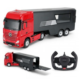 Rastar Mercedes-Benz Container Truck