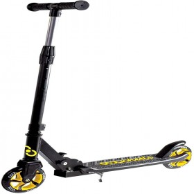 COOL WHEELS Foldable Kick Scooter, Grey, 58345