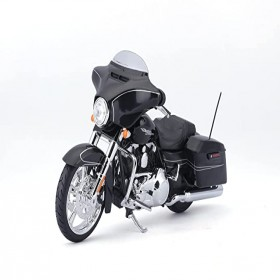 Maisto 532328 1:12 Scale 2015 Street Glide Special Model Motorcycle