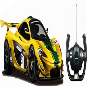 RASTAR 6930751310445 762 75000 McLaren Toy, Multi-Colored