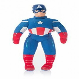 Super Hero Captain America Stuffed Toy for Kids 40 cm