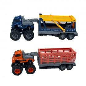 Freight Truck Inertial Die-Cast