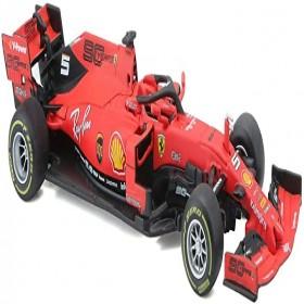 Bburago 1/43 Ferrari F1 2019 Australian GP SF90#5 Sebastian Vettel 36815SV