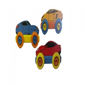 Build a vehicle sports car 3in1