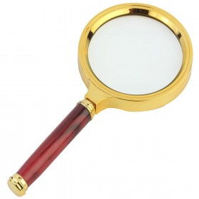 Kairos 70mm Handheld 3X Magnifier Magnifying Glass Lens Loupe Reading Jewelry