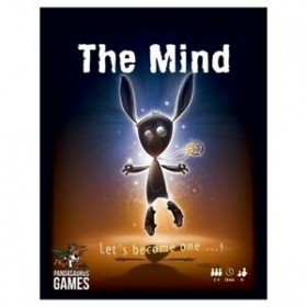 Pandasaurus Games - The Mind cooperative card game (NEW)