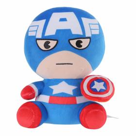 Plush Captain America, Soft Toys For Kids 75cm