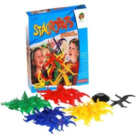 SPACE ADVENTURE STACROBATS great game