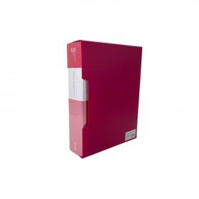 A4 DISPLAY BOOK 100 POCKETS