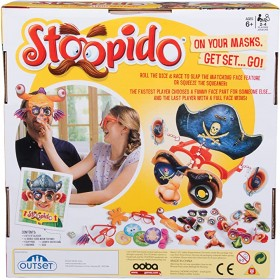 Stoopido - the Game of 1000 Silly Faces