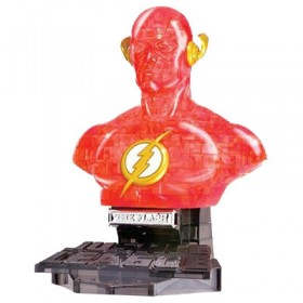 The Flash Clear 72 Piece 3D Jigsaw Puzzle