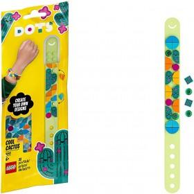 LEGO 41922 Dots Cool Cactus Bracelet, Kids 6+
