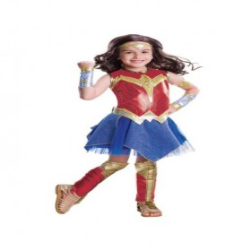 Wonder Woman Deluxe Child Costume - Large