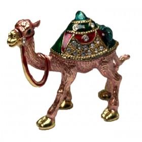 CEREMONIAL BRASS CAMEL