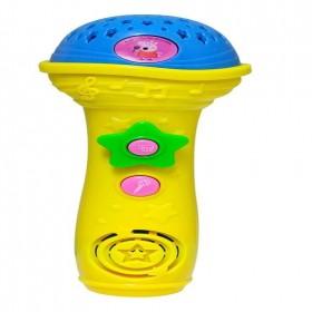 Microfone Festa Peppa Pig - Dtc