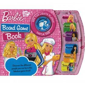 BARBIE BOARD GAME BOOK
