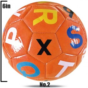 Children Soccer Ball Size  Outdoor Practice Training Ball Kids Sports Ball for Toddler, Youth and Kids Assorted Colors