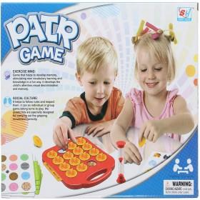 Sen Hud Brain Pair Game For Unisex, Multicolor
