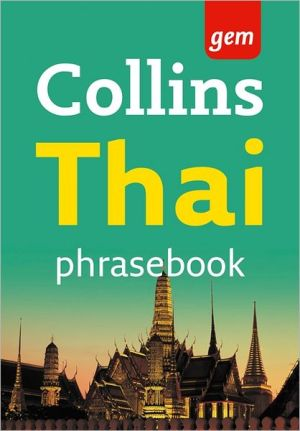 Thai Phrasebook - Paperback, illustrated edition, Contains Paperback