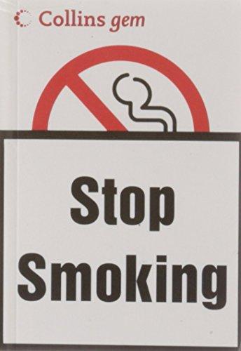 Stop Smoking - Paperback