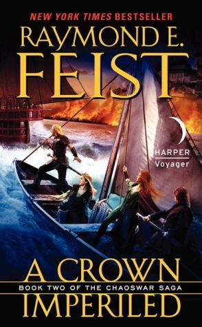 A Crown Imperiled - Paperback