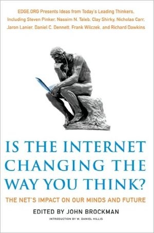 IS THE INTERNET CHANGING THE WAY YOU THI