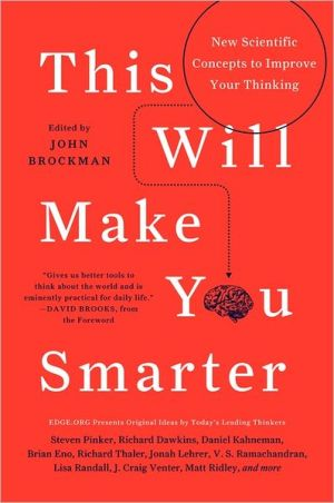 THIS WILL MAKE YOU SMARTER: NEW SCIENTIF
