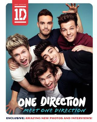 One Direction: Meet One Direction - Trade Paperback/Paperback
