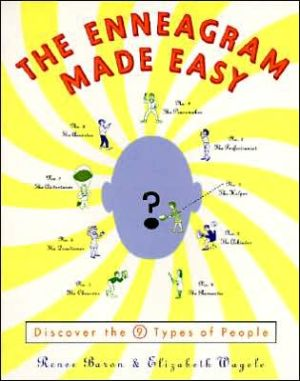 The Enneagram Made Easy: Discover the 9 Types of People - Paperback, illustrated edition