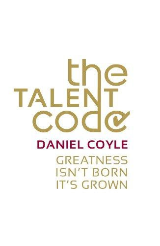 The Talent Code: Greatness Isn't Born. It's Grown - Paperback