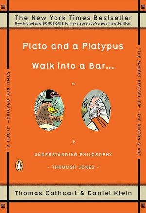 Plato and A Platypus Walk into A Bar - Paperback