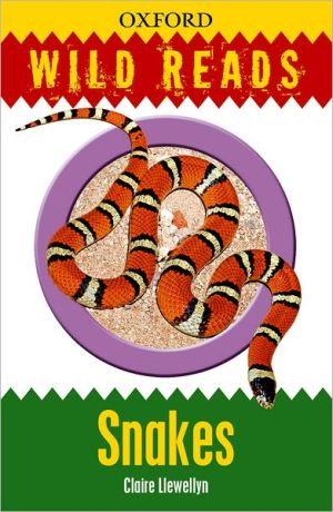 Wild Reads: Snakes - Paperback
