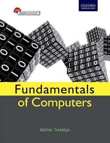 Fundamentals of Computers - Paperback