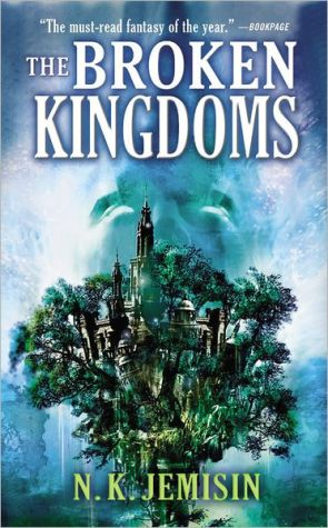 The Broken Kingdoms - Paperback